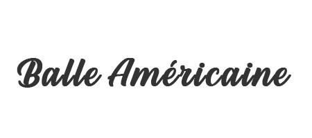 balle americaine